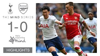 HIGHLIGHTS   Tottenham vs Arsenal (1-0)