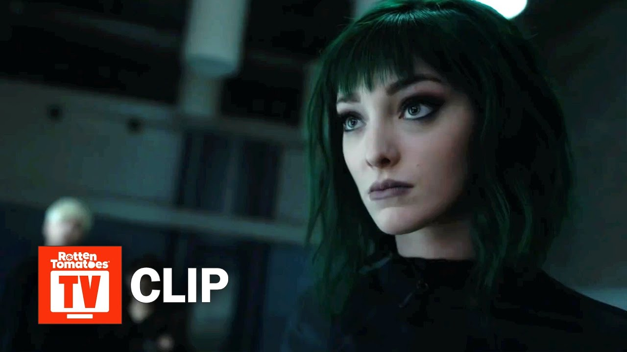 Marvel S The Gifted S02e06 Clip Lorna Wants To Know The Plan Rotten Tomatoes Tv Youtube
