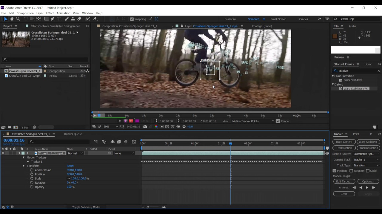 Adobe after effects motion tracking dutch subs youtube adobe after effects motion tracking dutch tutorial baditri Choice Image
