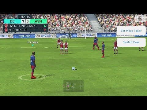 Pes 2018 Pro Evolution Soccer Android Gameplay #21