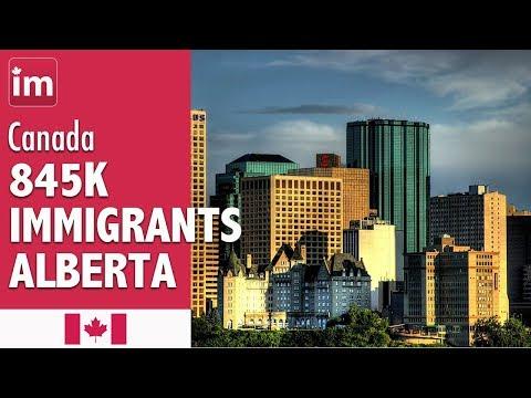 Immigrants in Alberta | Immigration to Canada (2018)