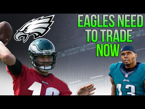 Eagles Need to Trade Chase Daniel and Josh Huff NOW!