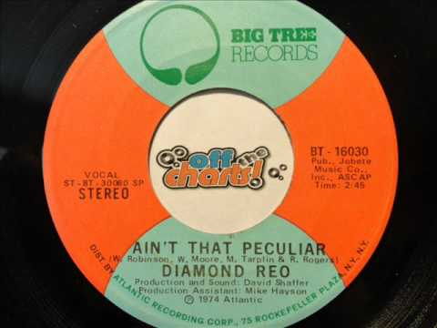 Diamond Reo - Ain't That Peculiar ■ 45 RPM 1975 ■ OffTheCharts365