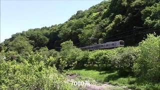 列車撮影(京王高尾線・中央線)新緑を感じて編 20190508