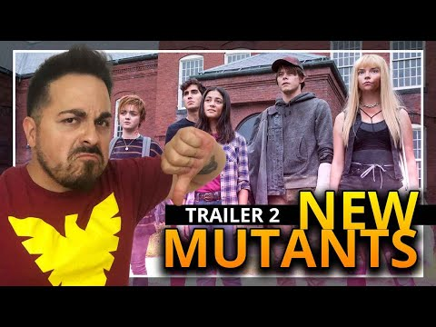HYPE -3000? Triler 2 de NEW MUTANTS