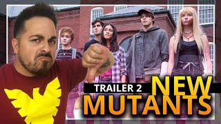 ¿HYPE -3000? Tráiler 2 de NEW MUTANTS