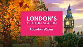 Explore London's Autumn Season with our guides