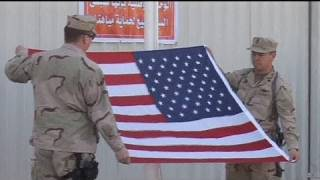 US pullout in Iraq - no comment