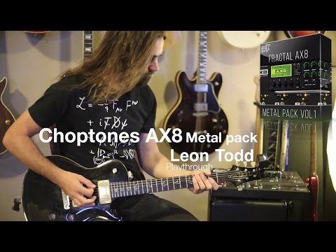 Fractal Patches: Metal Pack vol.1 for AX8 - Playthrough