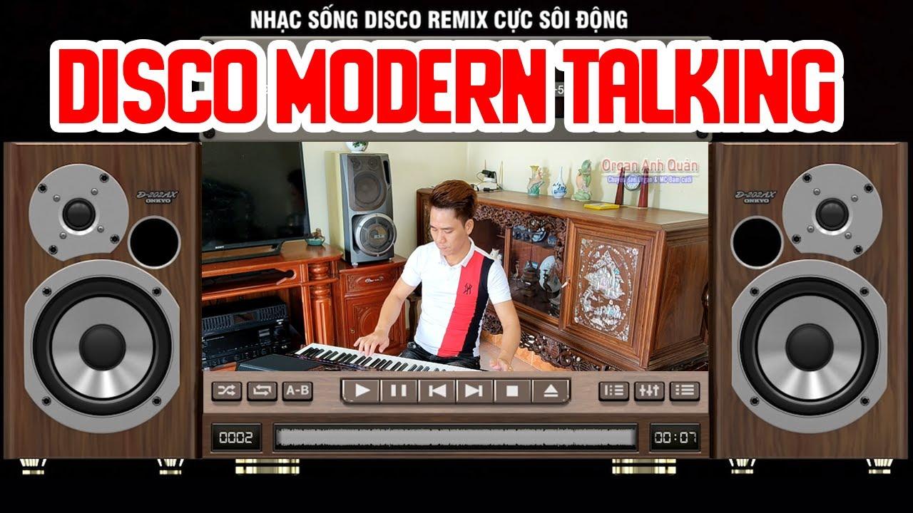 LK Modern Talking Cực Sung - VẠN NHÀ THÍCH NGHE - LK Nhạc Sống Hòa Tấu Không Lời, Nhạc Test Loa #100