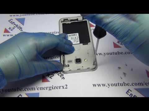Samsung Galaxy J5 SM-J500FN Disassembly Energizerx2
