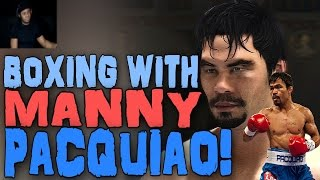 Fight Night Champion Online Ranked Match - Boxing With Manny Pacquiao!