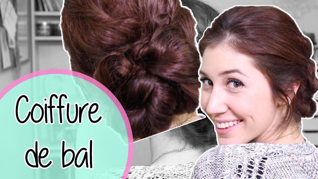 coiffure de bal en 5 minutes – tout sur les cheveux