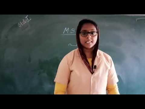 RPEES JUNIOR SCHOOL ONLINE CLASS STD 1 MS SAINABA TEACHER 26/11/2020