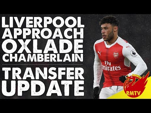 Liverpool Make Oxlade-Chamberlain Approach | LFC Daily Transfer News LIVE
