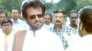 Narasimha Movie || Rajanikanth Punch Scenes