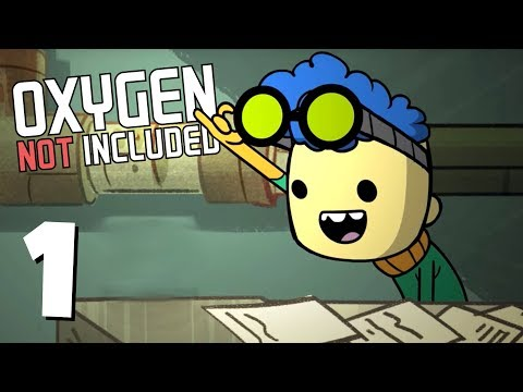 Oxygen Not Included #12 - NATURAL GAS Generators - Quality of Life