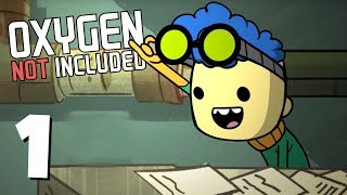 Oxygen Not Included Part 1