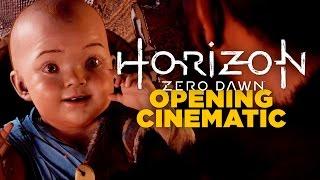 Horizon Zero Dawn Opening Cinematic