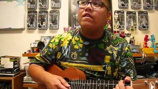 Where Is The Love? - Black Eyed Peas Ft. Justin Timberlake (Ukulele One Take)