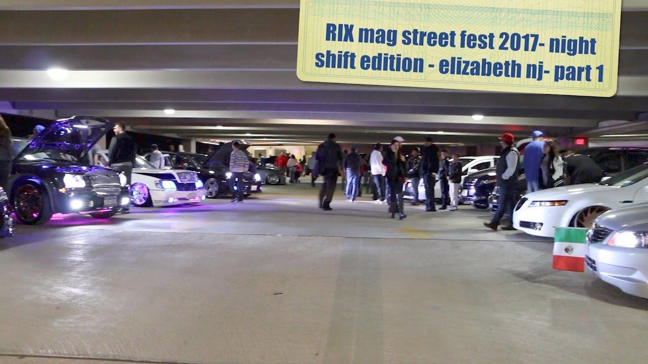 Rix Car Show