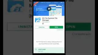 How configure FTP media server on your Android Smartphone & download files from FTP Servers