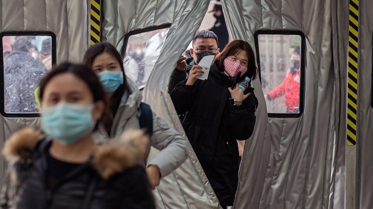 Coronavirus Spreads, France Identifies Two Cases