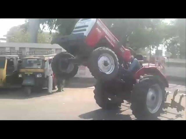 Massey Ferguson 7250  47 Hp Open Challenge between All Tractors