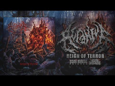 ACRANIUS - REIGN OF TERROR [OFFICIAL ALBUM STREAM] (2017) SW EXCLUSIVE