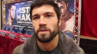 JOHN RYDER - 'THE WAY I FIGHT IS FOR THE FANS BUT WILL THE FANS REMEMBER ME WHEN IM GONE ?!!
