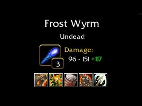 Warcraft 3: Highest damage unit (213-268)