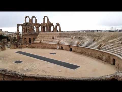 El jem Colosseo