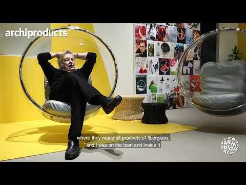 Stockholm Furniture & Light Fair 2019 | EERO AARNIO ORIGINALS