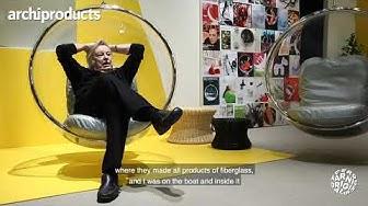 Stockholm Furniture & Light Fair 2019   EERO AARNIO ORIGINALS