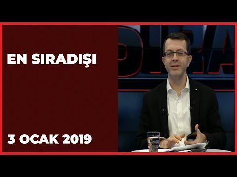 En Sıradışı - 03.01.2019 | Hasan Öztürk | Özlem Zengin | Ekrem Kızıltaş | Mustafa Şen