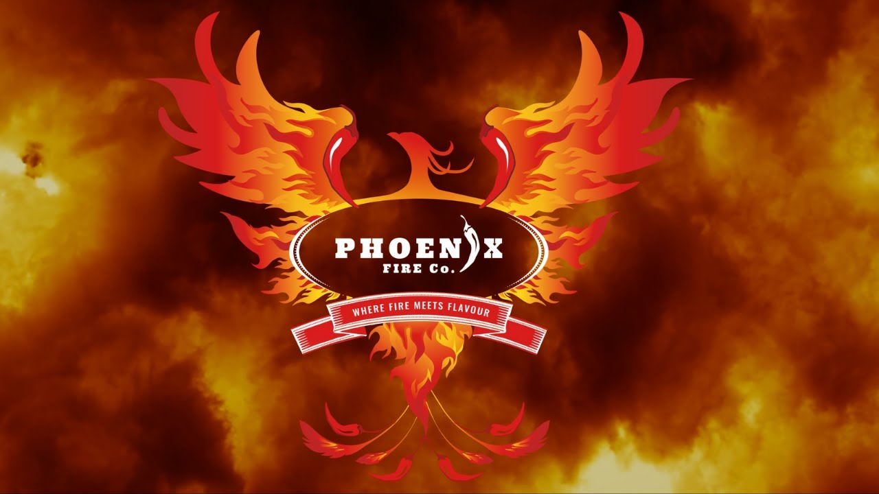 Phoenix Fire Co. Where Fire Meets Flavour | COMING SOON!