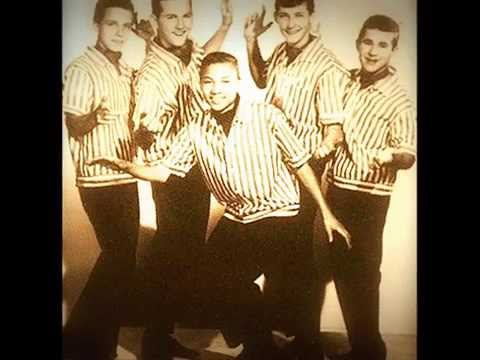 LITTLE JOEY & THE FLIPS - ''BONGO STOMP''  (1962)