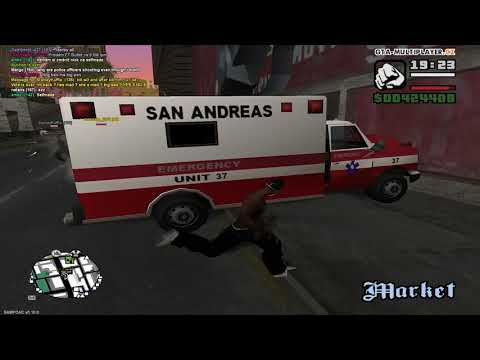 SAMP - WTLS Run Killing montage