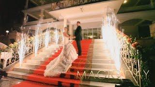 Vip свадьба дочери львовского таможенника