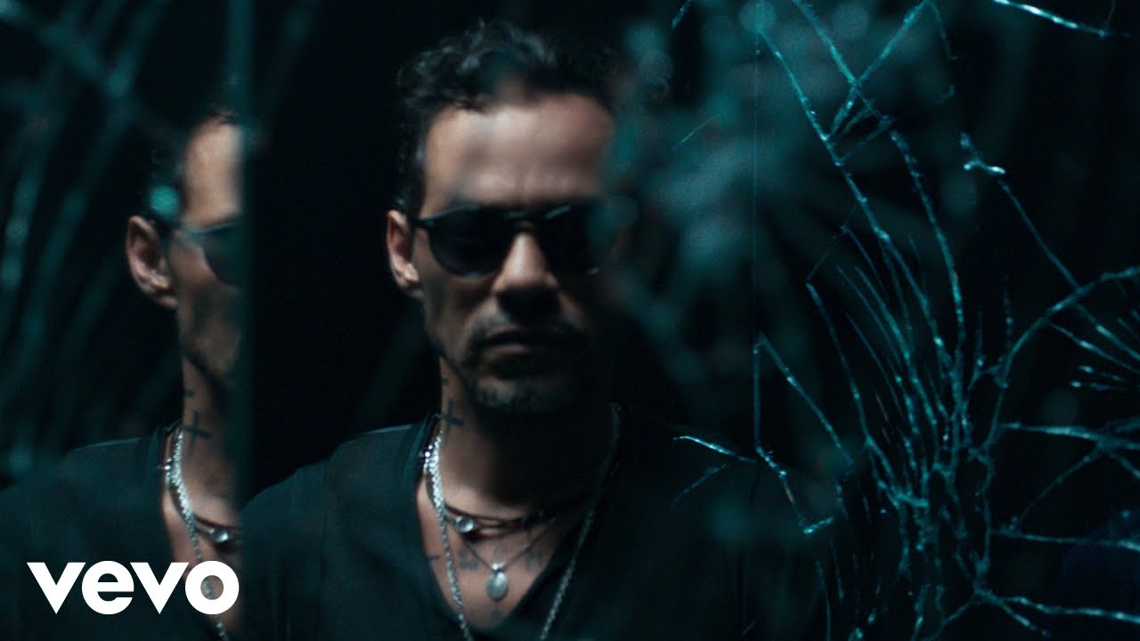 Marc Anthony Lo Que Te Di Official Video Youtube