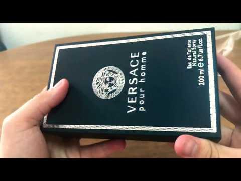 Парфюм от Versace - Обзор