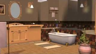 The Sims 2 Кухня и Ванная Дизайн интерьера (Каталог)(Превратите самые важные помещения вашего дома в великолепные и стильные комнаты. Обставьте кухни и ванные..., 2008-07-07T10:47:14.000Z)