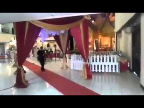 Wedding @ Auditorium GRJU, Dekorasi Minang, 16 April 2016