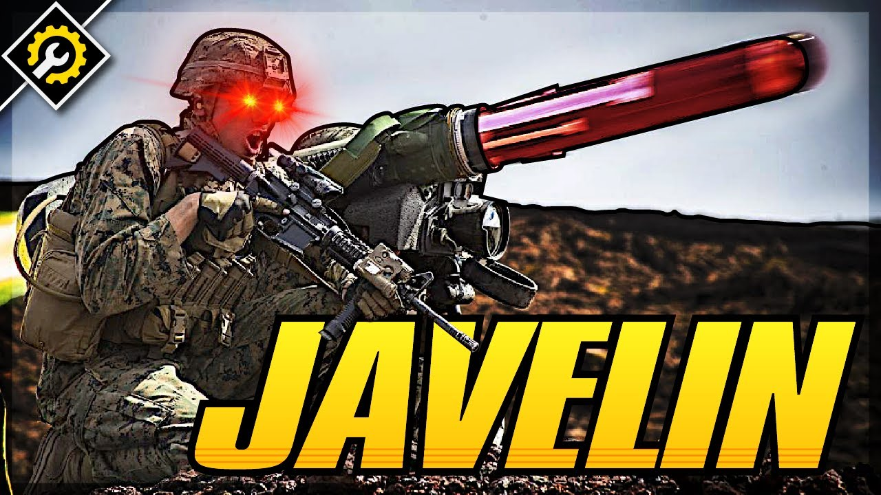 How the Javelin Missile is Used (Tactics & Capabilities)