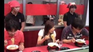 風龍.MAX」x「ぐるなびラーメン」Presents 『大食い選手権 -前半戦- 』