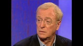 Sir Michael Caine UK Interview