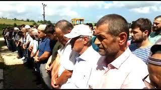 Motor kazasında hayatını kaybeden Gürkan Can defnedildi