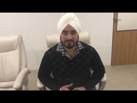 Lithuania Study Visa Testimonial  - Hardeep Singh