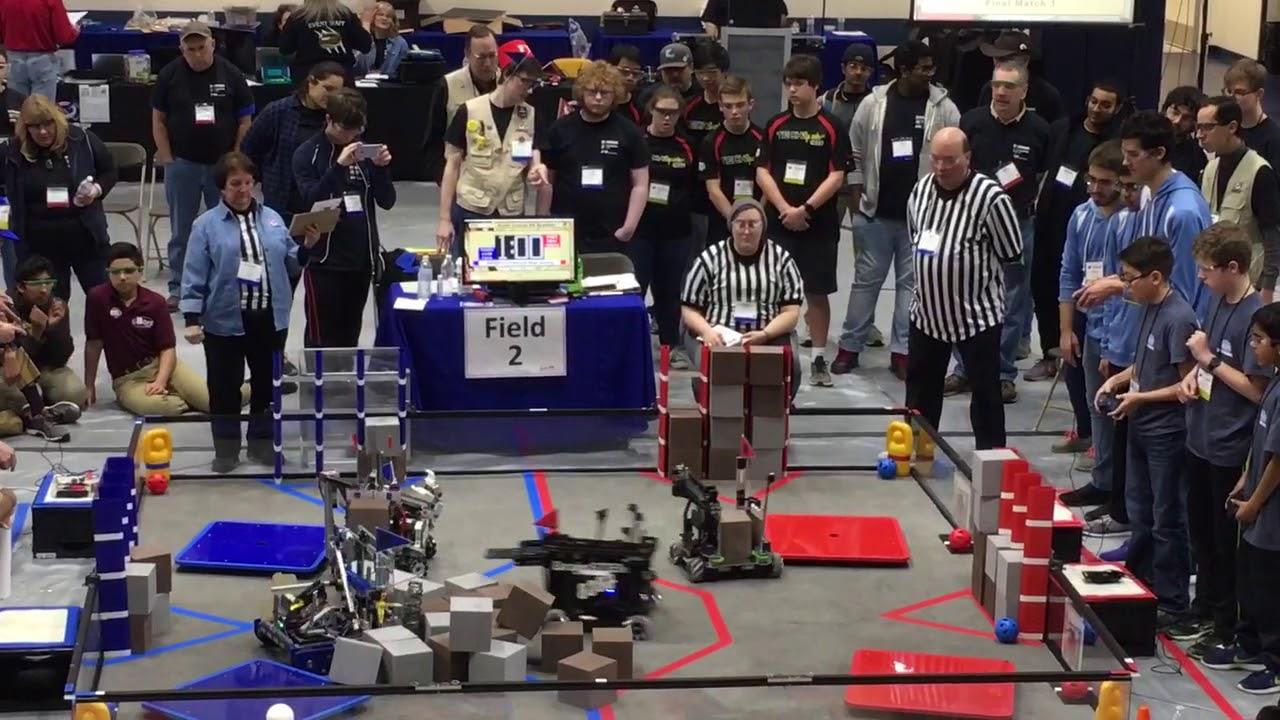 BrainSTEM robots