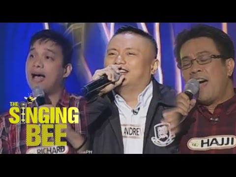 OPM artists on The Singing Bee